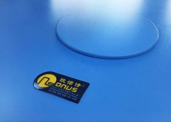 Laboratory Furniture Cutomized Epoxy Resin Countertops 260 ℃ Resist Temperature